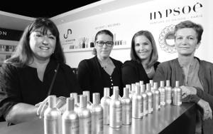 L'équipe Hypsoé : Développement et Gestion