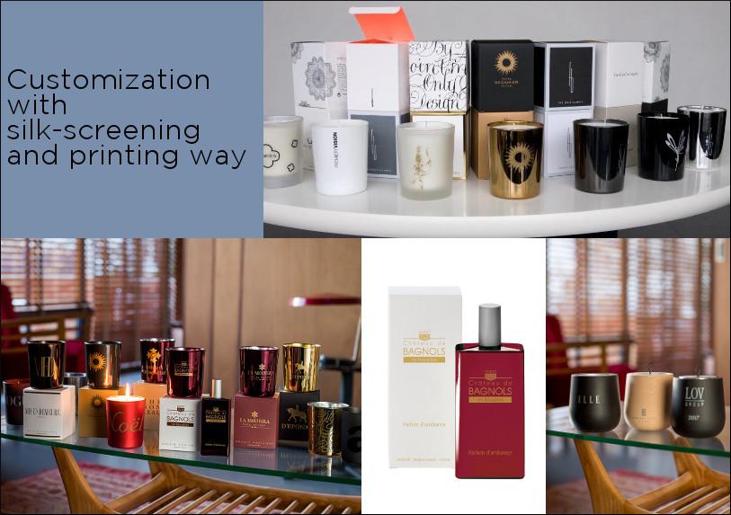 Hypsoé: Different types of silk-screening customization