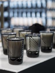 Hypsoé stand - Maison&Objet fair : Hélios candle