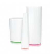 3 vases Lumen set