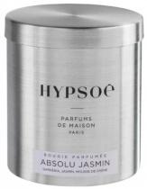 Bougie parfumée, recharge boîte métal Wooden - Absolu jasmin