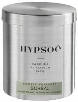 Bougie parfumée, recharge boîte métal Wooden - Boréal