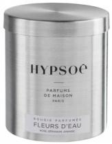 Bougie parfumée, recharge boîte métal Wooden - Fleurs d\'eau