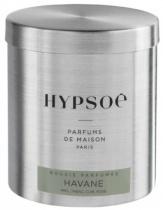 Bougie parfumée, recharge boîte métal Wooden - Havane