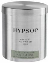Bougie parfumée, recharge boîte métal Wooden - Highlands