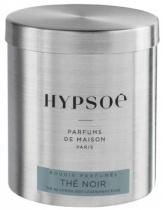Bougie parfumée, recharge boîte métal Wooden - Thé noir