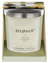 Bougie parfumée, silver cover - Coriandre Végétale