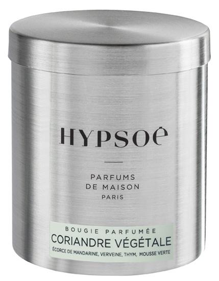 Bougie parfumée dans sa boîte métal - Coriandre Végétale