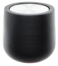 Bougie parfumée Wooden XL Noire, recharge grande boîte métal - Parfum à choisir