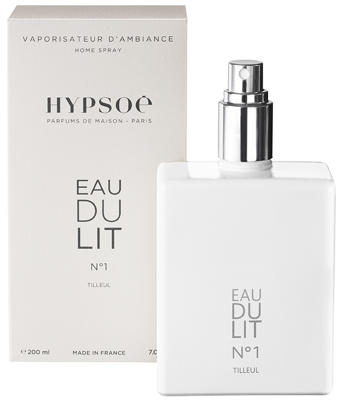 200ml perfumed Eau du lit n°4 (white)