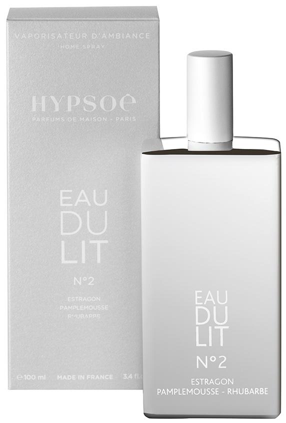 100ml perfumed Eau du lit n°2 (silver)