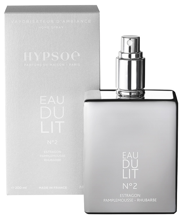 Eau du lit parfumée n°2 200 ml (argent)