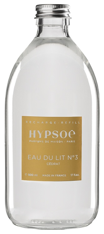 Refill for the Eau du lit n°3 - 500ml (gold label)