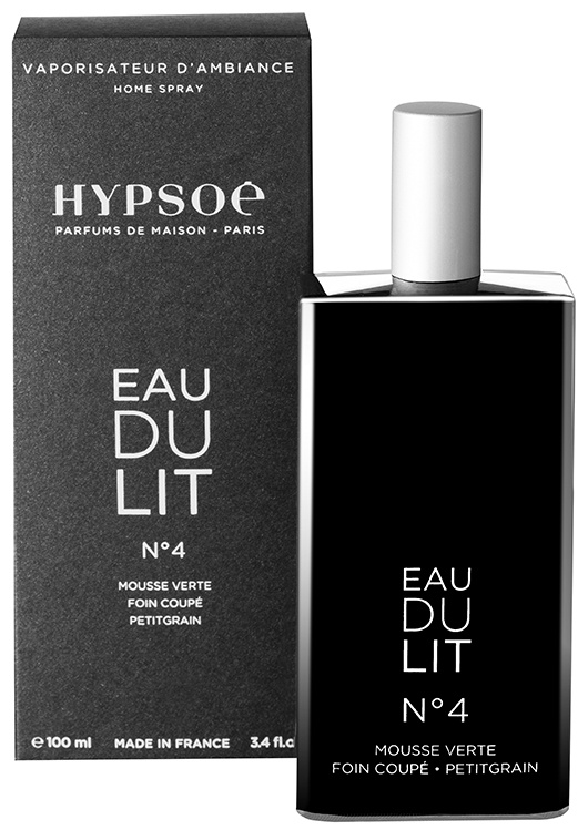100ml perfumed Eau du lit n°4 (black)