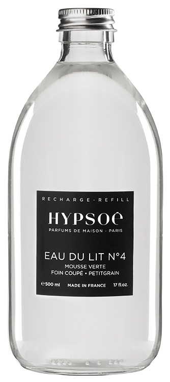 Refill for the Eau du lit n°4 - 500ml (black label)