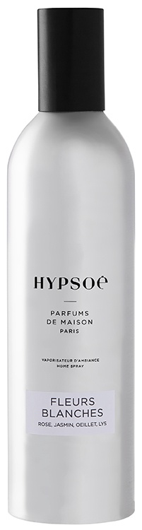 Grand spray parfumé Hypsoé - Fleurs blanches