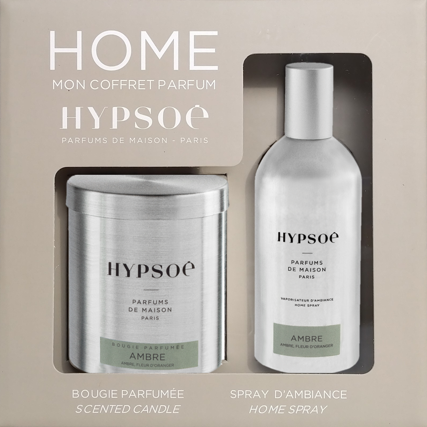 Home, my fragrance gift set Ambre