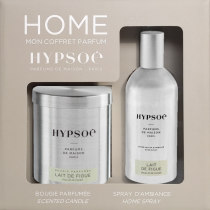 Home, my fragrance gift set Lait de figue