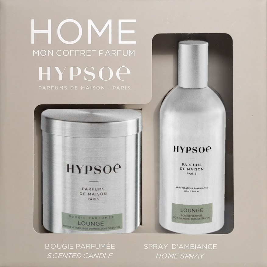 Home, my fragrance gift set Lounge