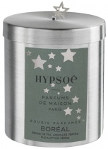 Scented candle in a metal tin STAR VERSION - Boréal