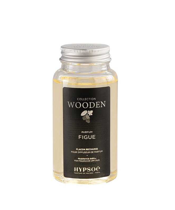 Wooden diffuser refill bottle - Figue